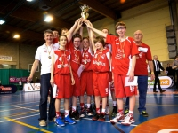 Finale de la coupe AWBB - Saison 2012-2013