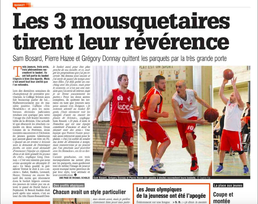 Article La Meuse 06:2017